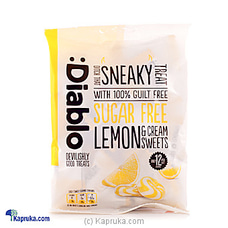 Diablo Sugar Free Lemmon And Cream Sweets By Diablo at Kapruka Online for specialGifts