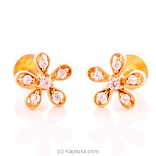 22kt Gold Earrings at Kapruka Online