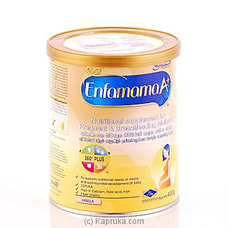 Enfamama A+ Vanilla 400g    By Mead Johnson at Kapruka Online for specialGifts