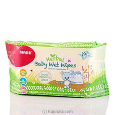Farlin Herbal Baby Wet Wipes - 85 Pcs By Farlin at Kapruka Online for specialGifts