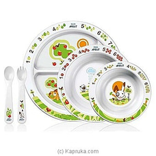 Philips Avent Toddler Mealtime Set at Kapruka Online