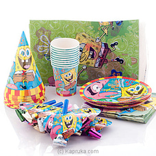 Spongebob Party Pack at Kapruka Online