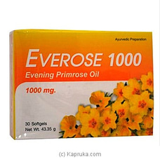 Everose 1000mgat Kapruka Online for specialGifts