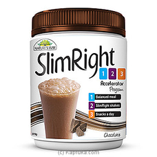 Natures Way Slim Chocolate Shake - 375gat Kapruka Online for specialGifts