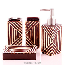 Sweet Home Toiletries Gift Set By HABITAT ACCENT at Kapruka Online for specialGifts
