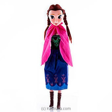 Disney Frozen Doll Anna By Brightmind at Kapruka Online for specialGifts