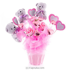 Amor Pink By Sweet Buds at Kapruka Online for specialGifts