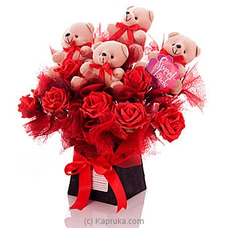 Teddy Roses at Kapruka Online
