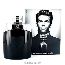 Mont Blanc Legend -100ml at Kapruka Online