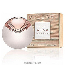 Bvlgari Aqva Divina - 65ml By BVLGARI at Kapruka Online for specialGifts