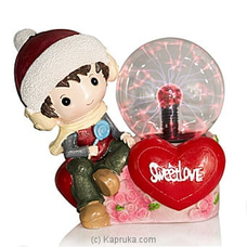 Love Touch Plasma Ball By HABITAT ACCENT at Kapruka Online forspecialGifts