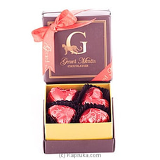 You Are Special 4 Piece Chocolate Box(GMC) By GMC at Kapruka Online for specialGifts