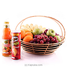 Festival celebration Fruit Basket By Kapruka Agri at Kapruka Online for specialGifts