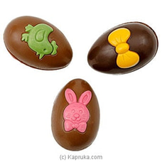 Chocolate Easter Eggs(GMC) By GMC at Kapruka Online for specialGifts