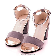 Womens Gray Pump Shoe at Kapruka Online