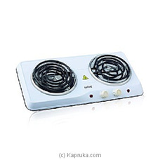 SANFORD HOT PLATE - DOUBLE (SF-5006HP) By Sanford at Kapruka Online for specialGifts