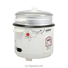 Sanford 1.8l Rice Cooker (SF-2501RC) By Sanford at Kapruka Online for specialGifts