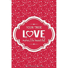 I Love You Greeting Card at Kapruka Online