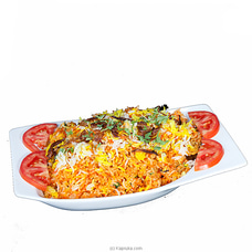 Fish Biryani at Kapruka Online