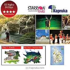 Tour To Kandyat Kapruka Online for specialGifts