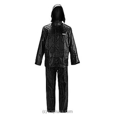 Black Super Force Rain Suite (2 Pcs)- By HABITAT ACCENT at Kapruka Online for specialGifts