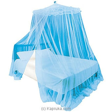 Freedom Bed Net Blue- at Kapruka Online