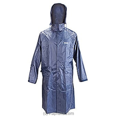 Super Force Raincoat Blue- By HABITAT ACCENT at Kapruka Online for specialGifts