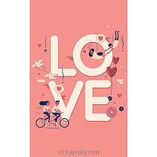 Romance Greeting Cards at Kapruka Online