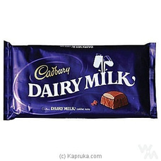 Cadbury Dairy Milk Fruit And  Nut Chocolate -165g at Kapruka Online