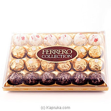 Ferrero Collection- 24 Pieces By Ferrero Rocher at Kapruka Online for specialGifts