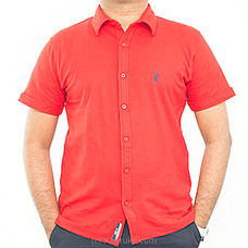 Hybrid Golf T-shirts Red - FORHIM at Kapruka Online