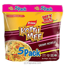 Prima KottuMee Hot & Spicy 5 Pack By Prima at Kapruka Online for specialGifts