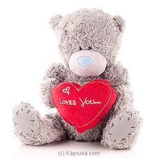 I Love You Tatty Bear By Huggables at Kapruka Online for specialGifts