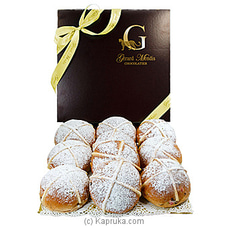 Hot Cross Buns, Vanilla(GMC) By GMC at Kapruka Online for specialGifts