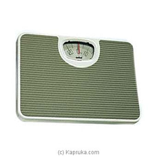 Sanford Personal Scale (SF-1502PS) By Sanford at Kapruka Online for specialGifts