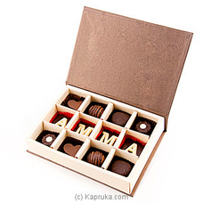 ` Amma ` 12 Piece Assortment Of Chocolates(java ) at Kapruka Online