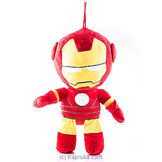 Iron Man Cuddly Toy By Huggables at Kapruka Online for specialGifts