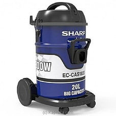 Sharp Vacuum Cleaner 20L (EC-CA1820-Z) By Sharp at Kapruka Online for specialGifts