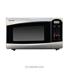 Sharp Microwave Oven 22L (R25C1(S) )at Kapruka Online for specialGifts