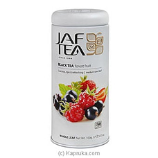 JAF TEA Pure Fruit Collection Forest Fruit By Jaf Tea at Kapruka Online forspecialGifts