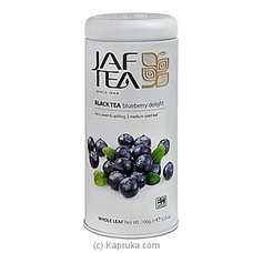JAF TEA Pure Fruit Collection Blueberry Delight By Jaf Tea at Kapruka Online forspecialGifts