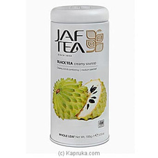 JAF TEA Pure Fruit Collection Creamy Soursop By Jaf Tea at Kapruka Online forspecialGifts