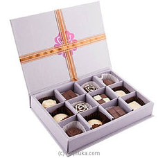 Assorted 12 Piece Choco Box By Sweet Buds at Kapruka Online forspecialGifts