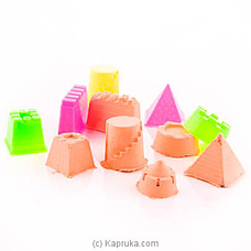 Sand Castle Building Kit at Kapruka Online