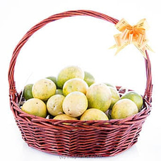Passion Fruit Basket By Kapruka Agri at Kapruka Online for specialGifts