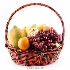 Simple Healthy Fruit Basket at Kapruka Online
