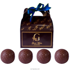 Chocolate Golf Balls(GMC) By GMC at Kapruka Online forspecialGifts