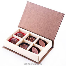 All Nuts Milk Chocolates 6 Piece Box(Java) By Java at Kapruka Online for specialGifts