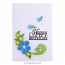 Handmade Bday Greeting Card at Kapruka Online