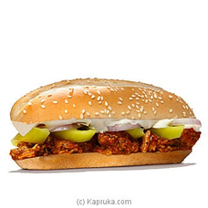 Spicy Chicken Submarine at Kapruka Online